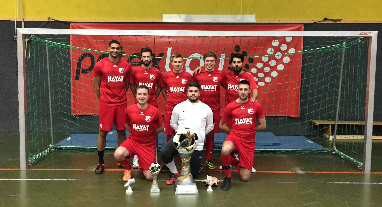 Ay-Yildiz Cup Sieger ist SKLation