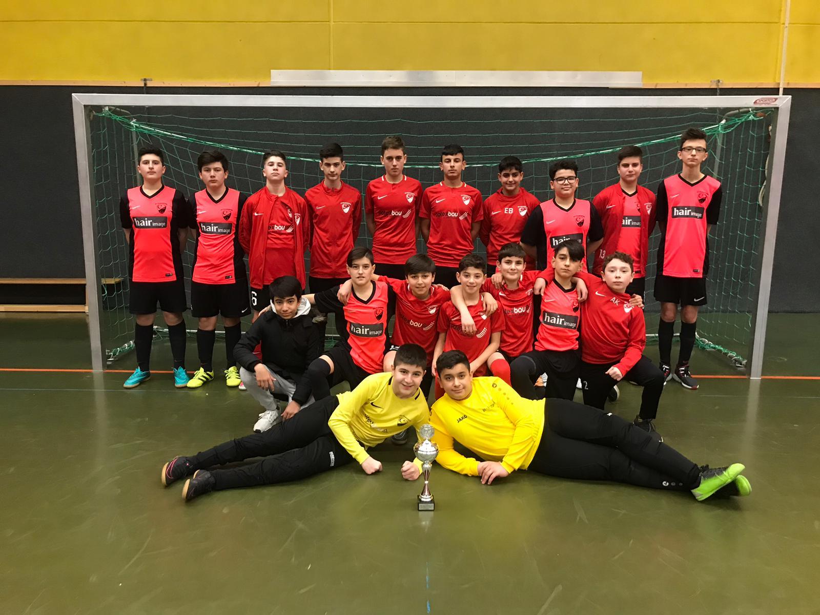 Cay Bau Cup C-Jugend Pokal geht an Ay-Yildizspor
