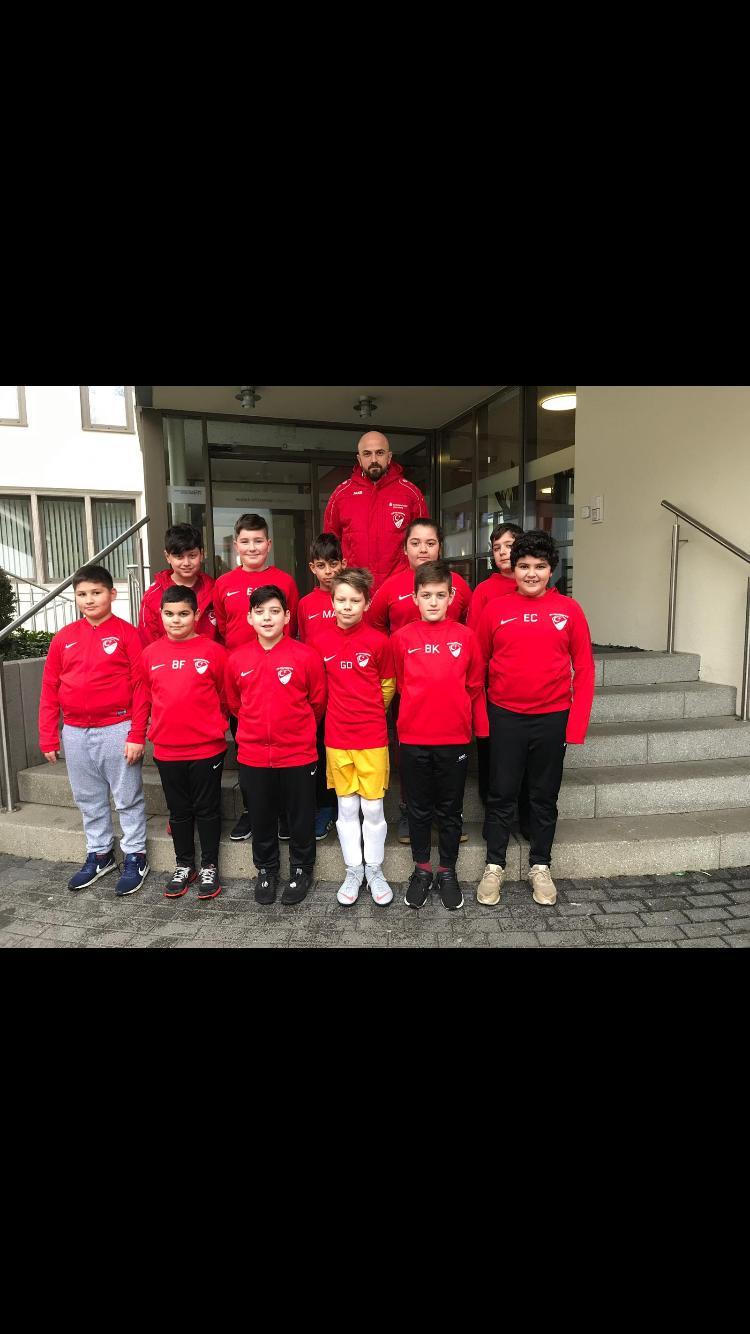 FVM E-Junioren-Cup. Ay-Yildizspor auf Augenhöhe!