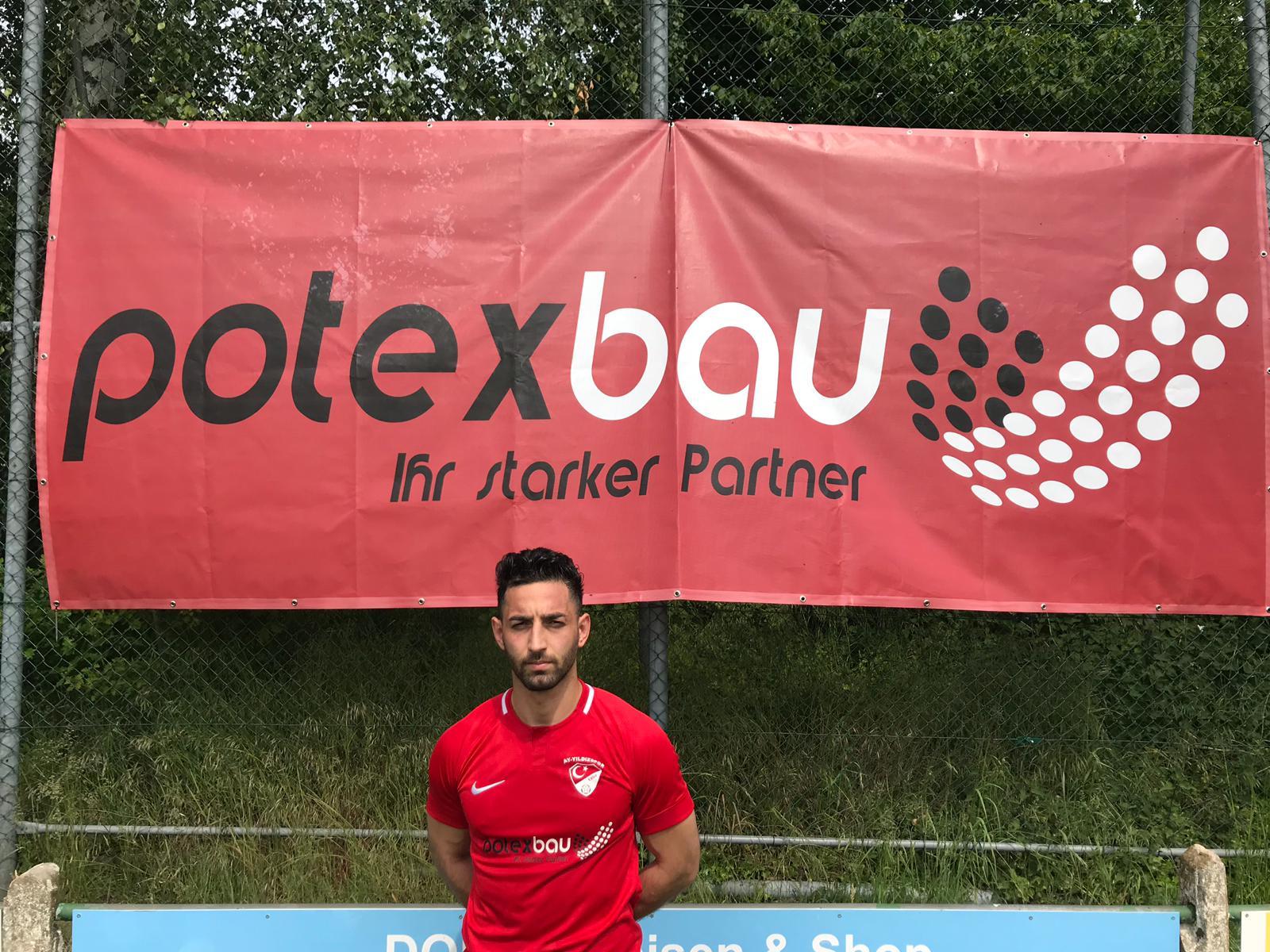 Sahin Dagistan begleitet Ay-Yildizspor in die Kreisliga A