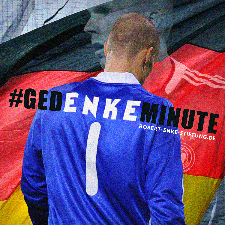 #gedENKEminute