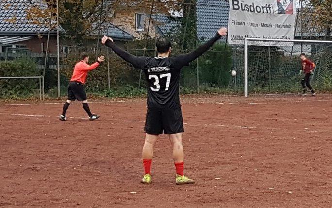 Pflichtsieg SSV Kichhoven erfüllt